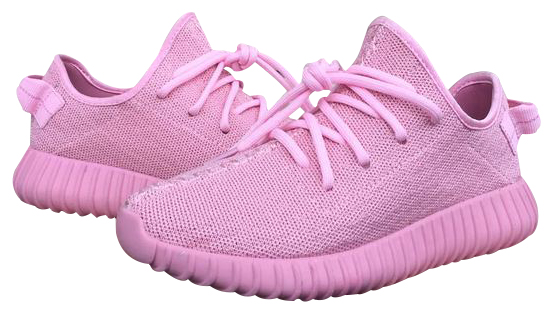 Women\'s Adidas Yeezy Boost 350 Shoes Pink