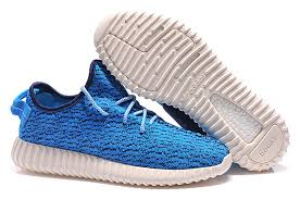 Men\'s/Women\'s Adidas Yeezy Boost 350 Shoes Blue B35303