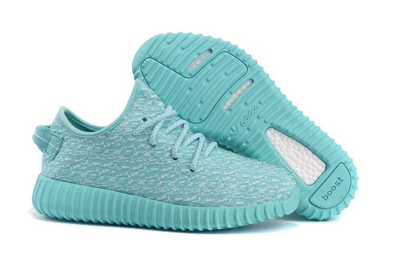 Women's Adidas Yeezy Boost 350 Shoes Mint Green
