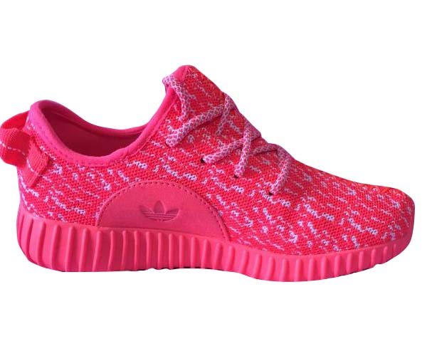 Women's Adidas Yeezy Boost 350 Shoes Fluorescent Pink