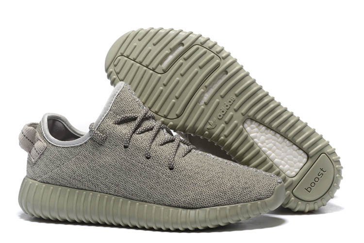 "Men's/Women's Adidas Yeezy Boost 350 ""Moonrock"" Shoes Agagra/Moonro/Agagra AQ2660"