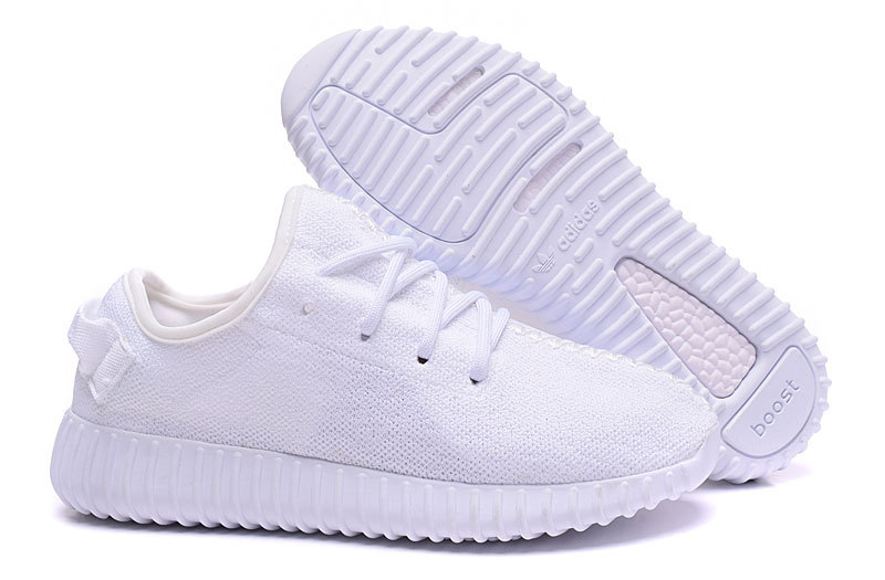Women's Adidas Yeezy Boost 350 Shoes White