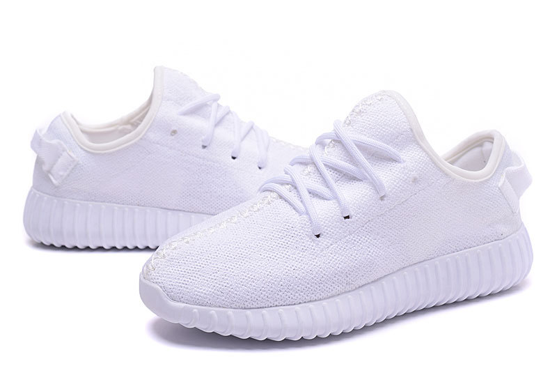 Women\'s Adidas Yeezy Boost 350 Shoes White