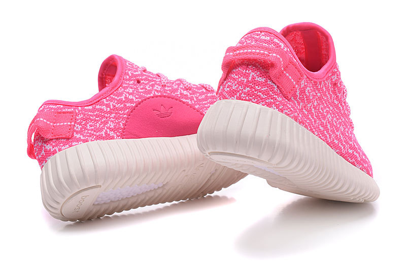 Women\'s Adidas Yeezy Boost 350 Shoes Pink/White