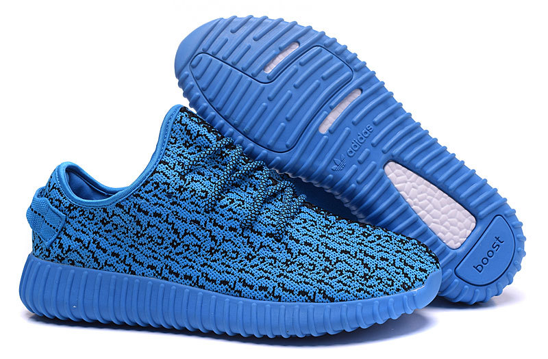 Men's Adidas Yeezy Boost 350 Shoes Blue
