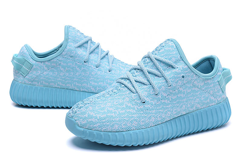 Women\'s Adidas Yeezy Boost 350 Shoes Light Blue