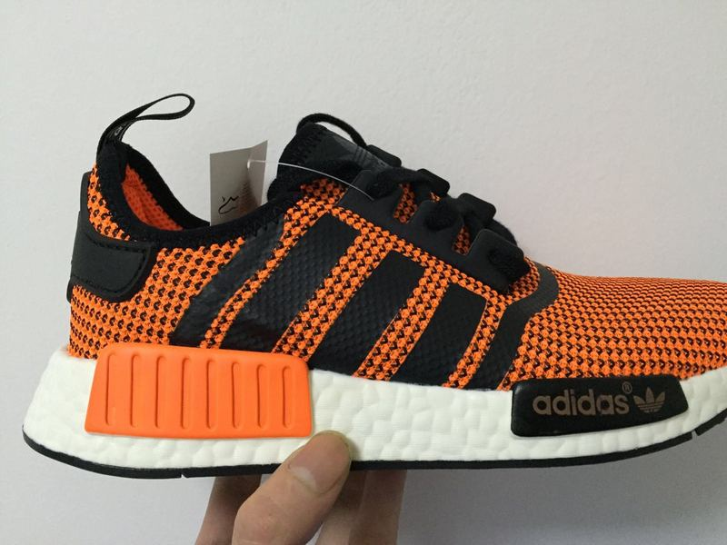 Adidas NMD PK Runner men Orange black