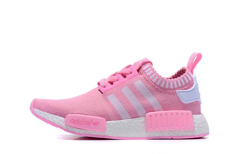 Adidas Nmd Runner Women Shoes Pink White Adidasnmdwomens2