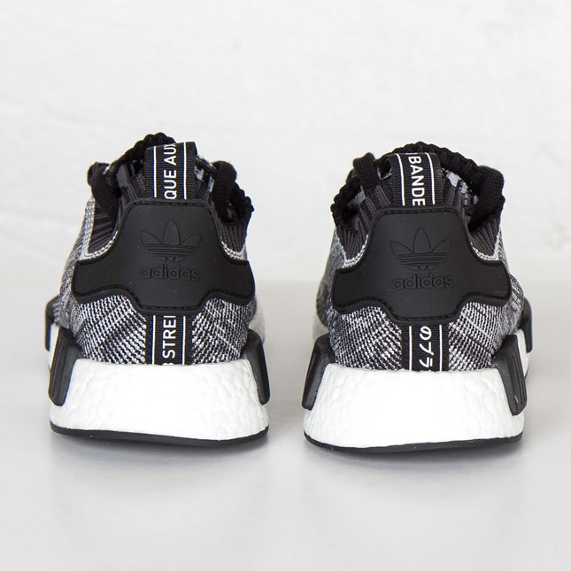 Adidas NMD Runner PK Core Black Footwear White