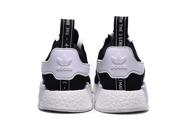 Adidas NMD Runner PK Custom Black White
