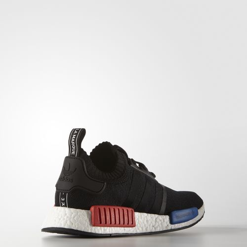 Adidas NMD Runner Primeknit PK Core Black men women