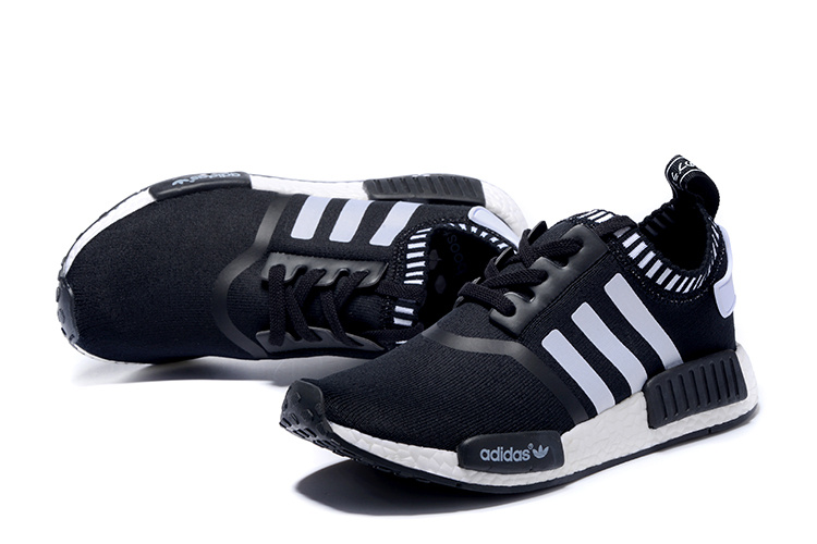 Adidas Nmd Runner Black White Men Women Adidasnmdrunner3