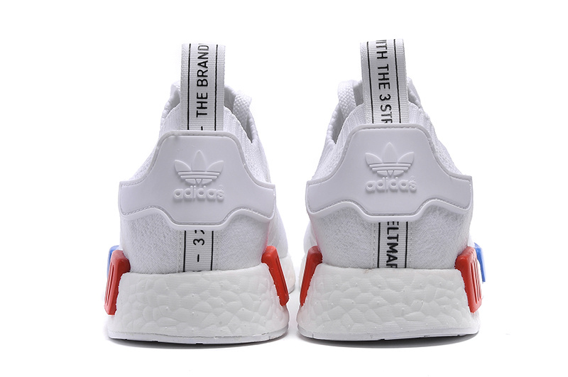Adidas NMD Runner men women white