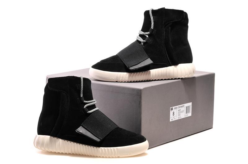 da2c4a112cf5 Mens Adidas Kanye West Yeezy3 750 Boost Black  adidasyeezyboost350 ...