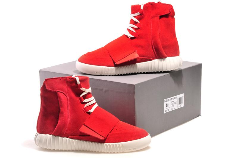 e8d4fb00d0345 ... uk mens adidas kanye west yeezy3 750 boost red b1b78 eda2e