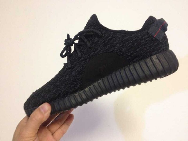 Mens Adidas yeezy boost 350 pirate black