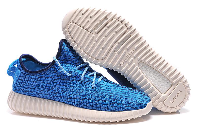cc98af2d8 Mens Adidas Yeezy Boost 350 Low Kanye West Blue  adidasyeezyboost350 ...