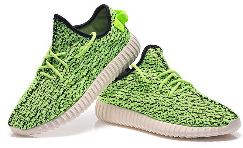 Mens Adidas Yeezy Boost 350 Low Kanye West Green