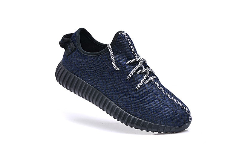 Womens Adidas Yeezy Boost 350 Low Kanye West Deepblue