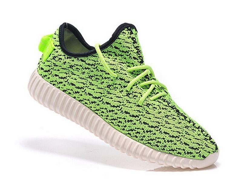 86cc8c4cf4ef Womens Adidas Yeezy Boost 350 Low Kanye West Green ...