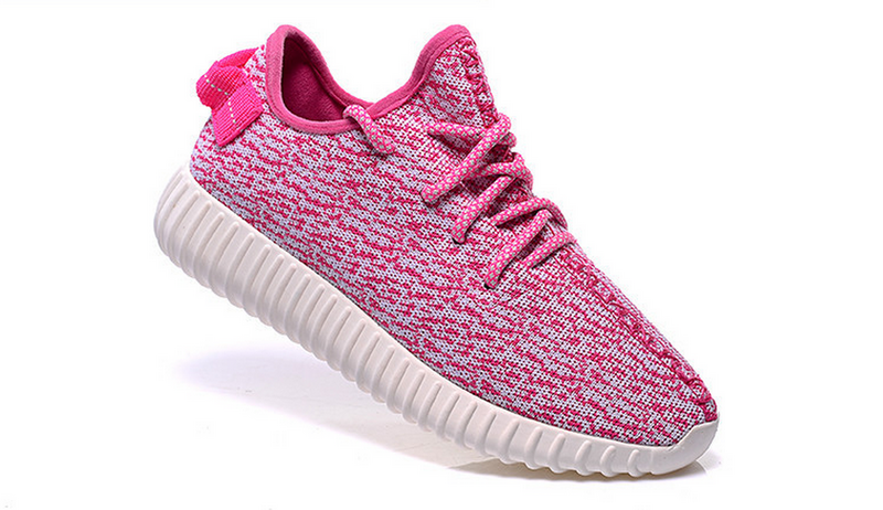 Womens Adidas Yeezy Boost 350 Low Kanye West Pink