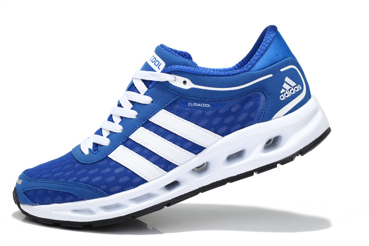 adidas Performance Men's Galaxy Elite Running Shoe Blue/White