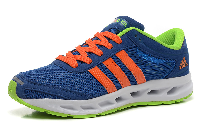 adidas Performance Men's Galaxy Elite Running Shoe Blue/Orange