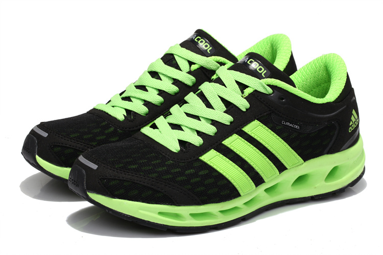 adidas Performance Men\'s Galaxy Elite Running Shoe Black/Green