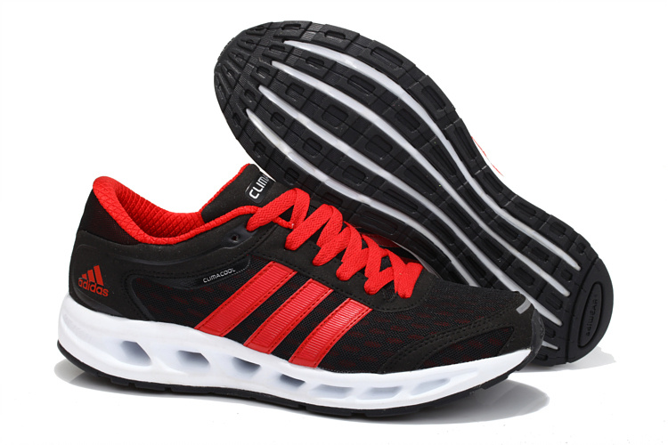 adidas Performance Men\'s Galaxy Elite Running Shoe Black/Red