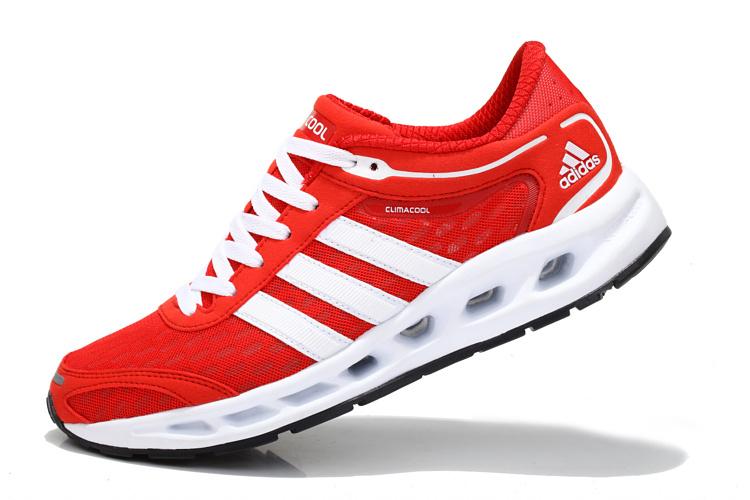 71a32e4e4 adidas Performance Men s Galaxy Elite Running Shoe Red White ...
