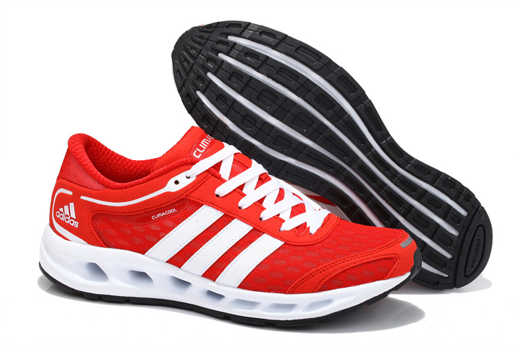 adidas Performance Men\'s Galaxy Elite Running Shoe Red/White